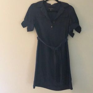Banana Republic Dresses - Absolutely Adorable Navy Banana Republic Dress
